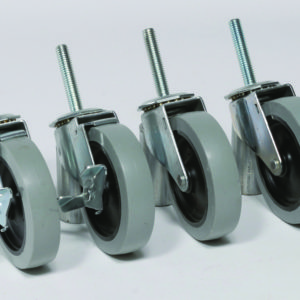 4 inch casters